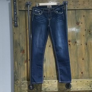 APOLLO STRETCH JEANS. SIZE 13/14